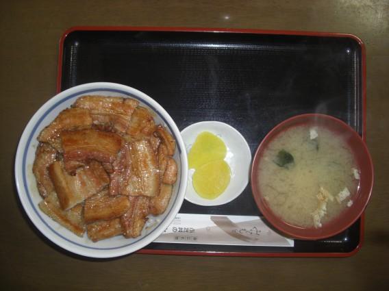 帯広 豚丼 とん田 並