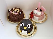 ぱてぃすりーあいアイ.  動物ケーキ