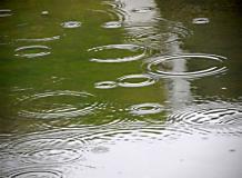 低気圧 雨